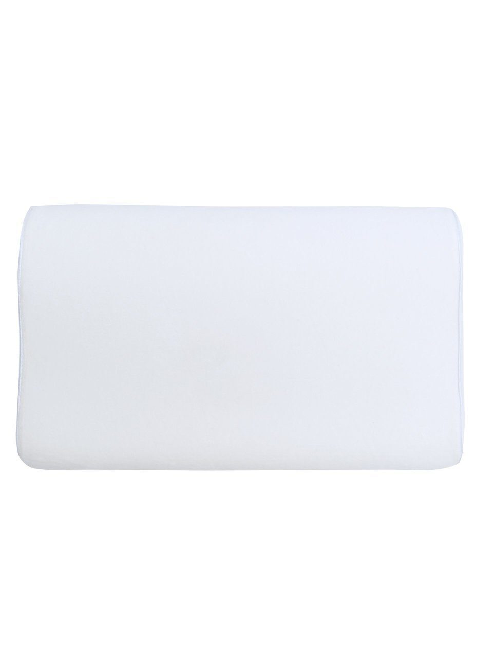 Подушка AMARO HOME Memory Foam Massage  60х38х12/10 см.